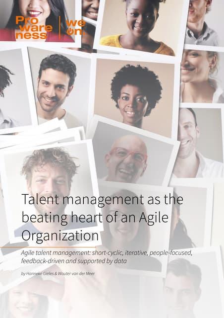 Agile talent-management-hr-whitepaper-prowareness