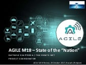 """AGILE M18 – State of the """"Nation"""""""