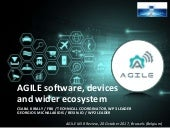 AGILE software, devices and wider ecosystem