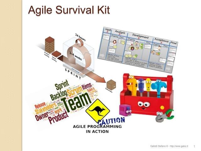 Agile survival kit