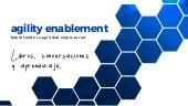 'agility enablement' - Biblioteca