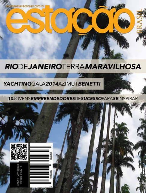 Revista Estação Edição 28 de Agosto