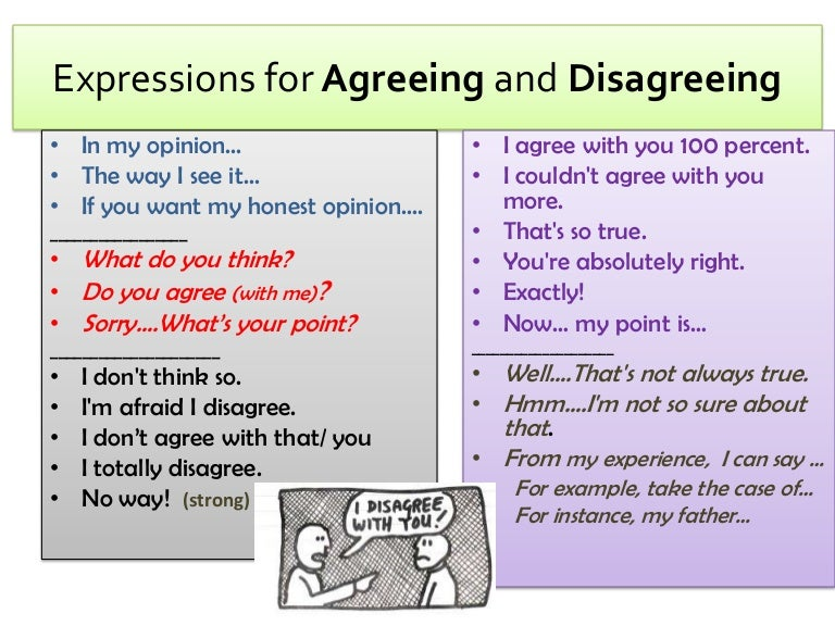 whether you agree disagree that failure can Agree/disagree questions are often the result of a failure to think through what information is really needed and how to ask the question it is better to measure concepts directly because agree/disagree statements have an inherent bias, and a few additional problems that i.