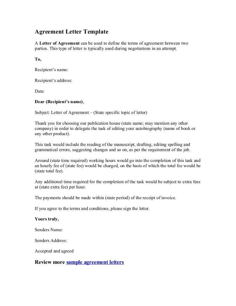 Payment Agreement Letter Between Two Parties from cdn.slidesharecdn.com