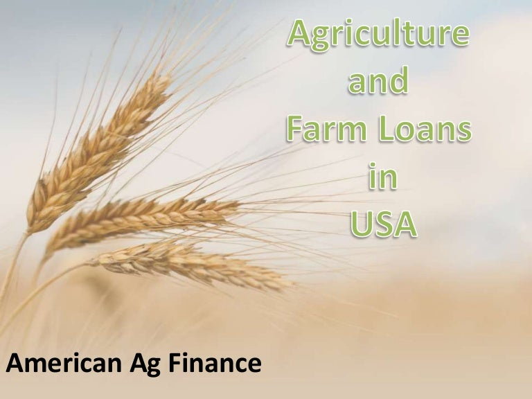 Ag land mortgage calculator.