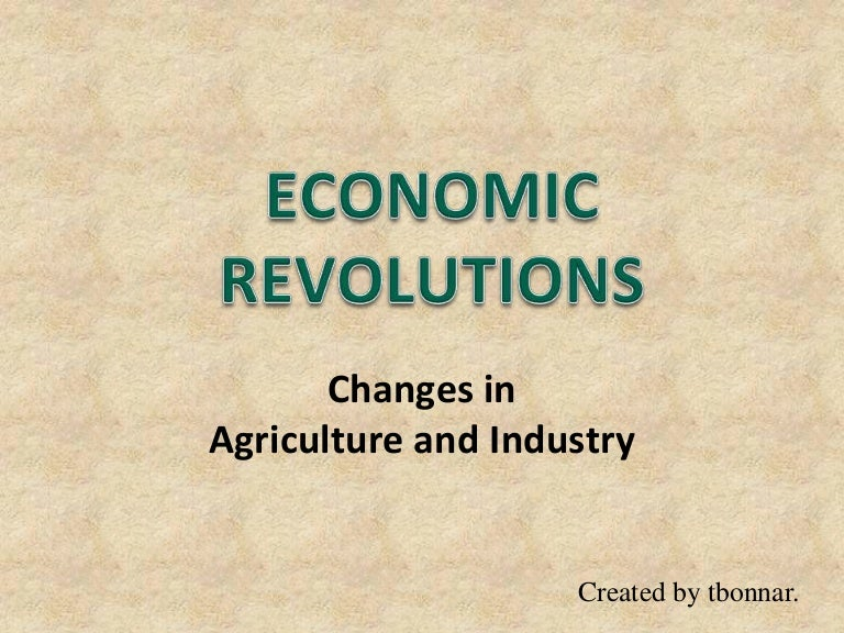social and economic consequences of the agricultural revolution The industrial revolution was a period from the 18th to the 19th century where major changes in agriculture, manufacturing, mining, and transport had a great effect on the economic and cultural conditions in the united kingdom, and then spreading throughout europe, north america, and eventually the world.