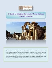 A Guide to Making the Most of your Ephesus Shore Excursion