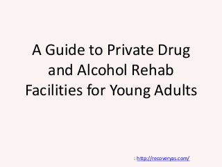 Drug And Alcohol Rehab Services
