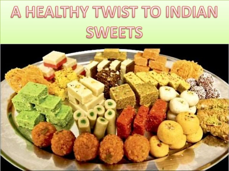A healthy twist to sweet dish recipes forumfinder Gallery