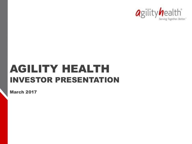 Ahi Investor Presentation Deck March 2017