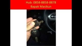 WA +62 859.2999.9199, Duplikat Kunci Mobil Suzuki X Over Kota Jakarta Barat