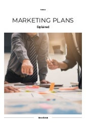 Ahmed Dahab - Marketing Plans Explained