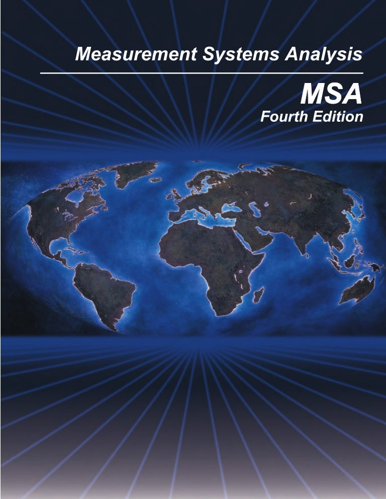 Aiag Msa 4th Ed
