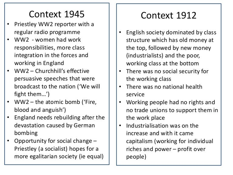 inspector calls essay question An inspector calls gcse exam-style essay questions: you will be given a choice of either a passage-based question (the passage will be printed in the exam paper) or.