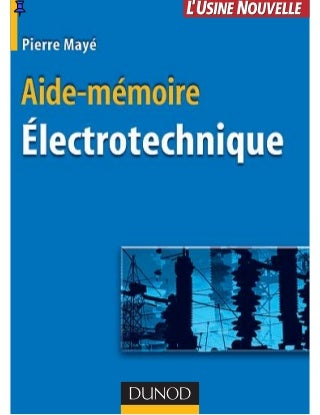 Aide mémoire - electrotechnique