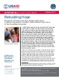 AIDSTAR-One Case Study - Rebuilding Hope: Polyclinic of Hope Care and Treatment Project, Rwanda