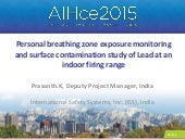 Aih ce 2015 ppt   pbz monitoing and wipe sampling for lead