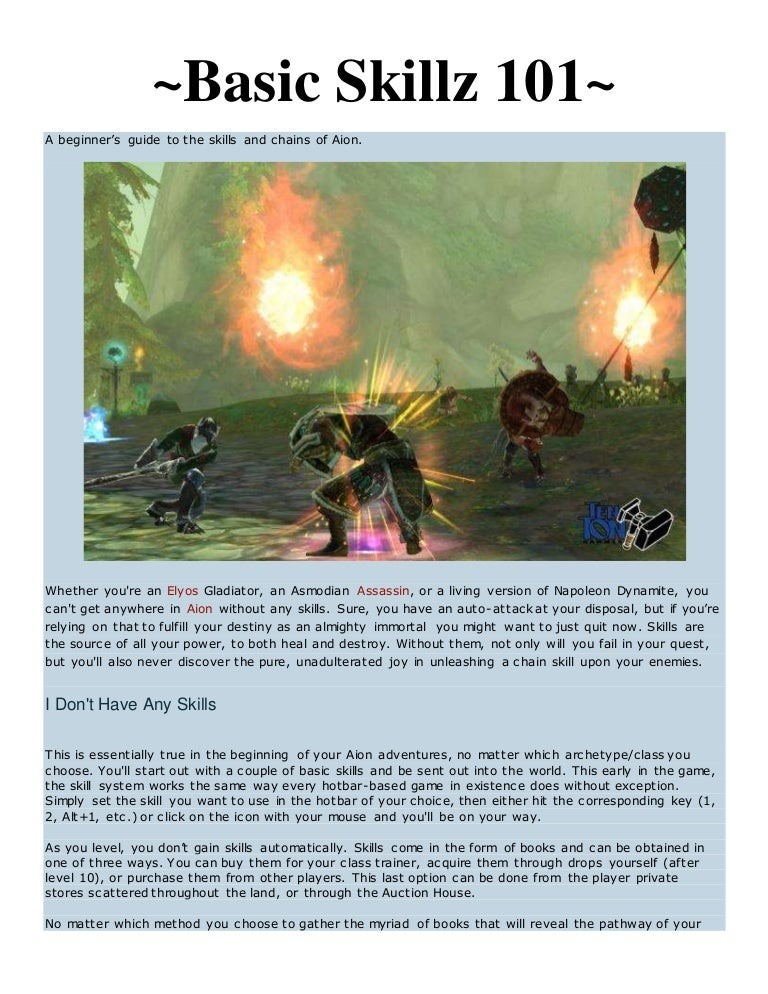 Aion (video game) wikipedia.