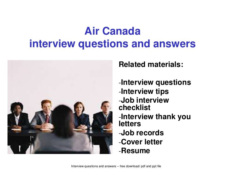 air canada interview questions and answers - Flight Attendant Interview Questions Interview Tips And Answers