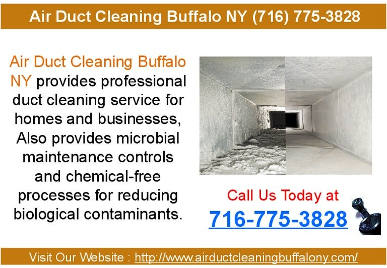 Air Duct Cleaning Buffalo Ny