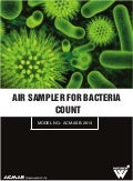 Air Sampler for Bacteria Count by ACMAS Technologies Pvt Ltd.
