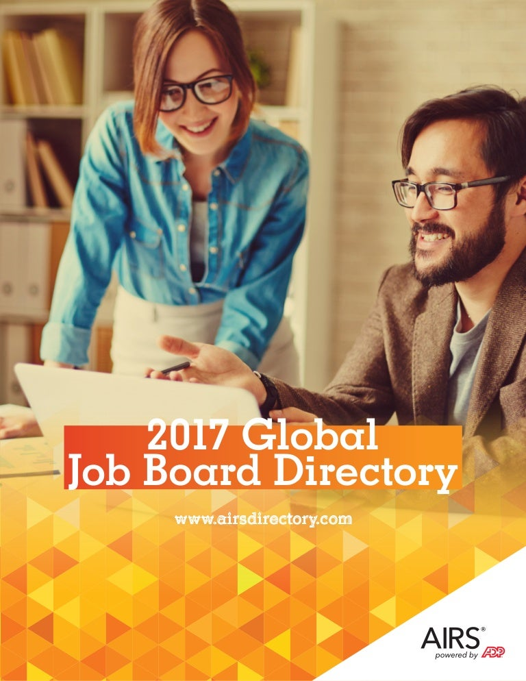airs global job board directory 2017