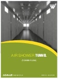 Air Shower Tunnel (Tower Flow) by ACMAS Technologies Pvt Ltd.
