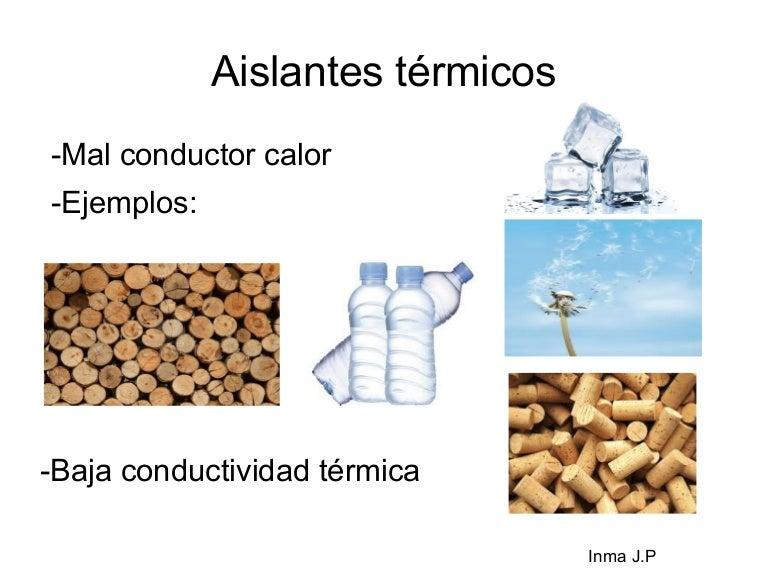 Aislantes termicos - Materiales aislantes termicos ...