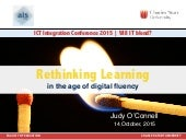 Rethinking Learning in the Age of Digital Fluency