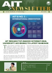 AIT Newsletter July 2018