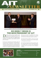 AIT Newsletter September 2018