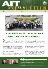 AIT Newsletter February 2019