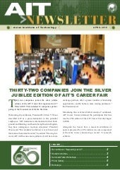 AIT Newsletter April 2019