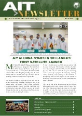 AIT Newsletter May 2019