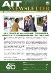 AIT Newsletter in November.2019