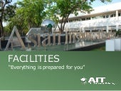 AIT facilities