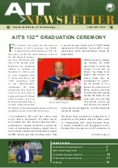 AIT Newsletter in January 2020