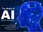 AI for SDGs and International Development - Basics of AI