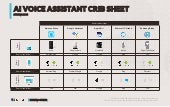 AI Voice Assistant Crib Sheet - Spring 2018