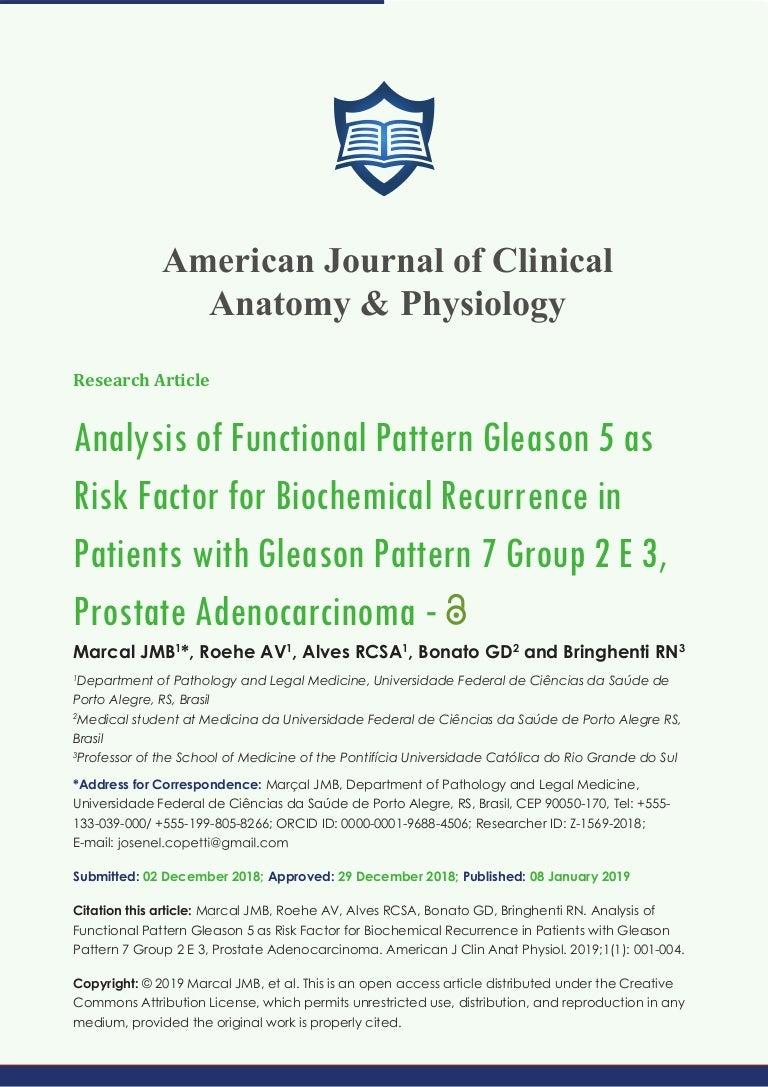 adenocarcinoma acinar de prostata gleason 4+5 score 9