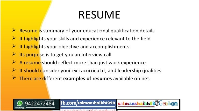 14 resume writing tips on writing resume - Tips On Writing Resume