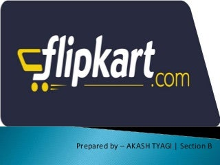 Flipkart's Business success analysis