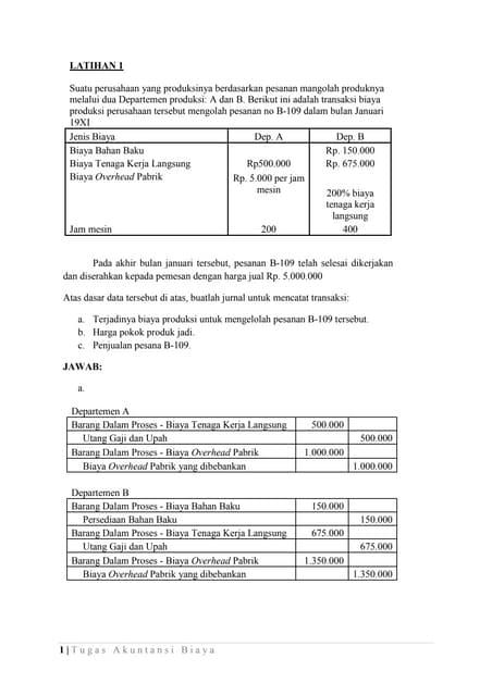 Akuntansi Biaya Mulyadi Edisi 5 Bab 6