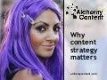 Why Content Strategy Matters
