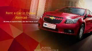 Alemad rent-a-car