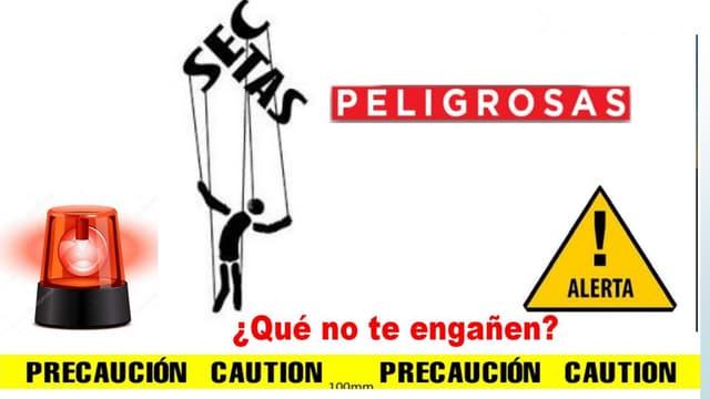 Alerta Sectas Peligrosas
