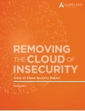 Removing the Cloud of Insecurity