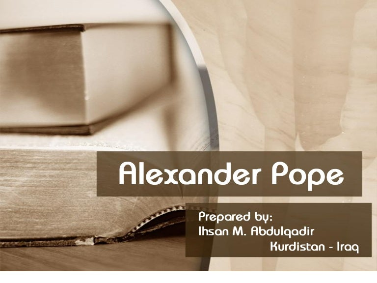 alexander pope essay on man epistle 1 sparknotes sp-buryatia.ru