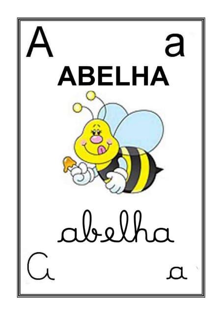 Alfabeto Para Colorir Cursiva E Letra De Forma