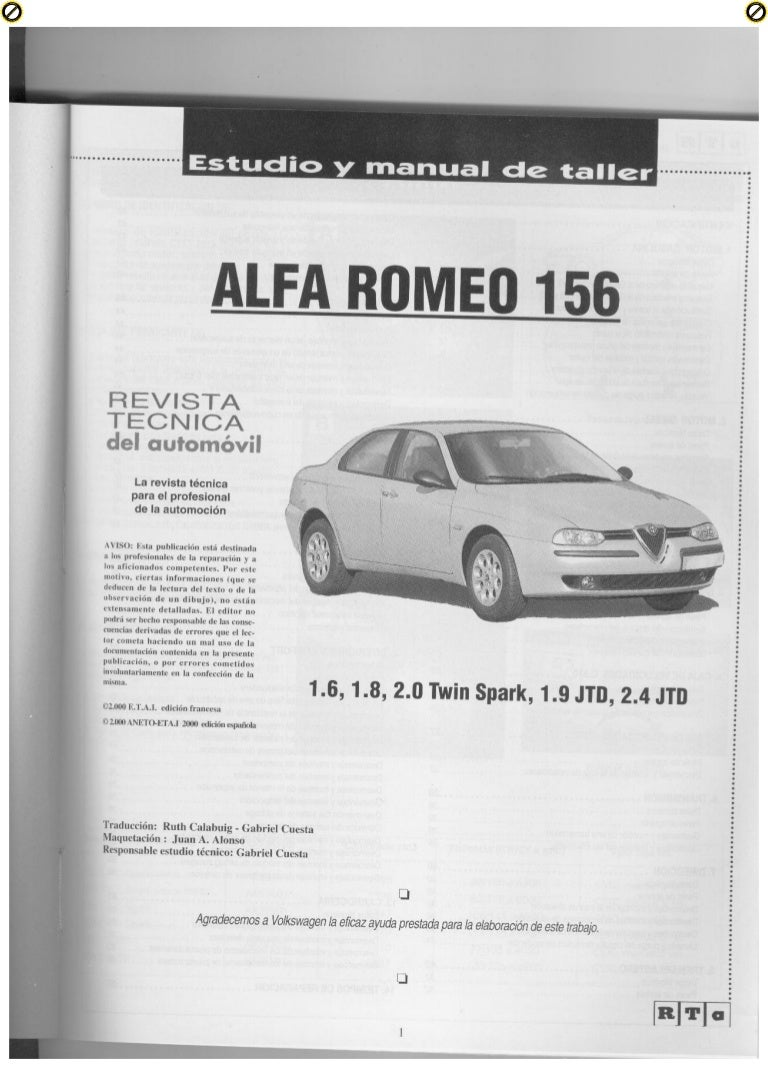 Alfa Romeo 147 Manual Free Download Excellent Electrical Wiring Service Library Rh 24 Dirtytalk Camgirls De Workshop 156